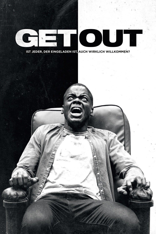 """Plakat von """"Get Out"""""""