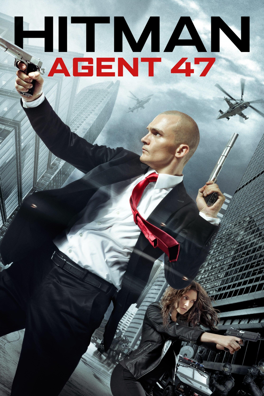 """Plakat von """"Hitman: Agent 47"""""""