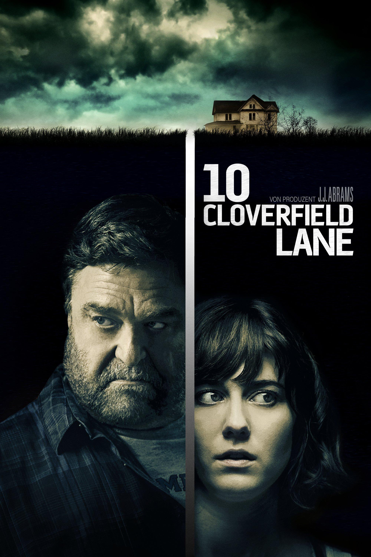 """Plakat von """"10 Cloverfield Lane"""""""