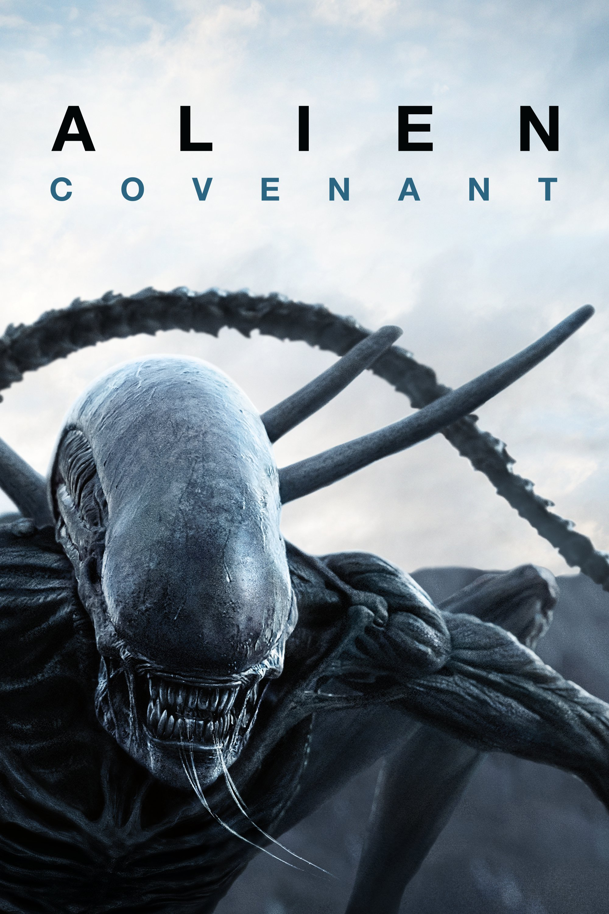 "Plakat von ""Alien: Covenant"""