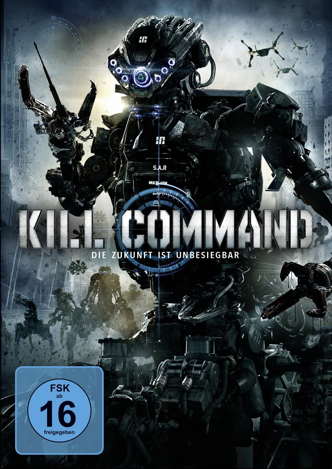 "Plakat von ""Kill Command"""