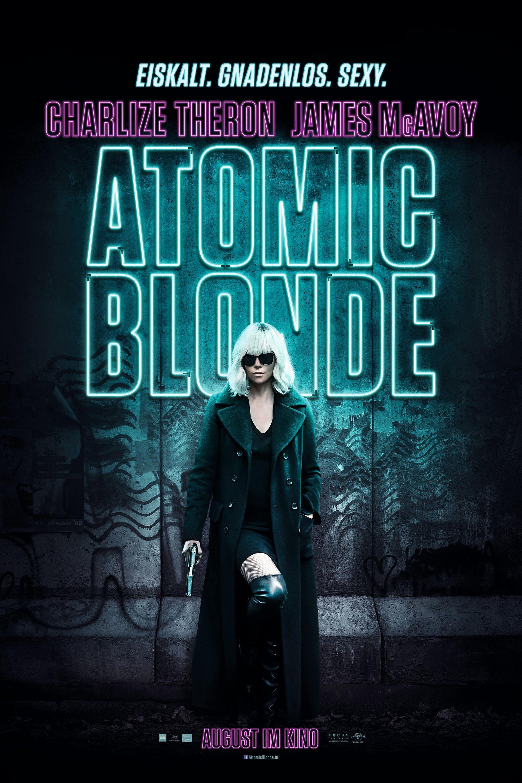 """Plakat von """"Atomic Blonde"""""""