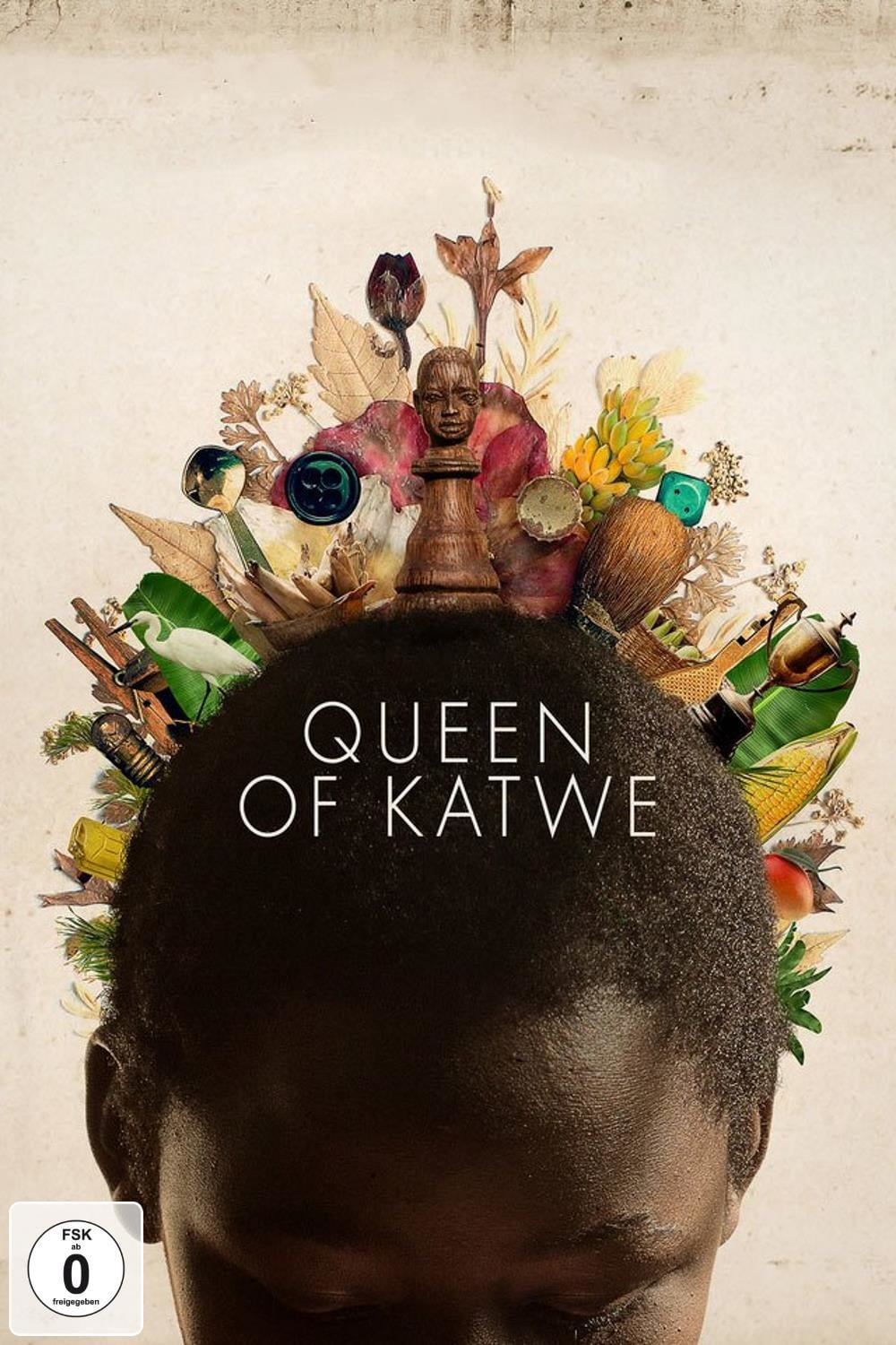 "Plakat von ""Queen of Katwe"""