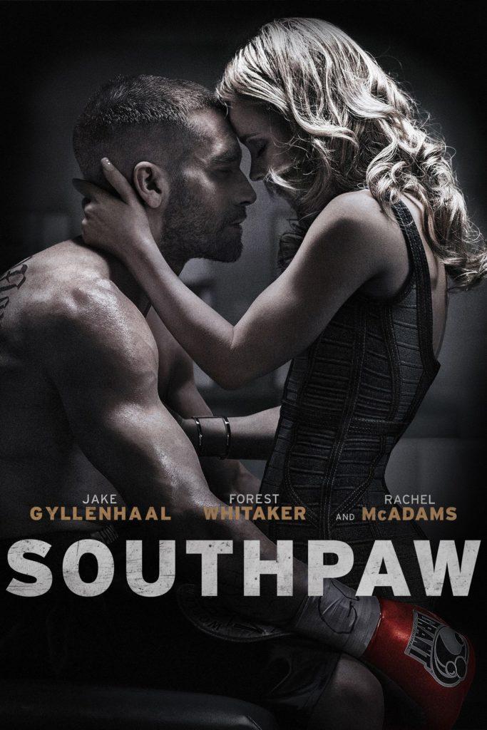 """Plakat von """"Southpaw"""""""