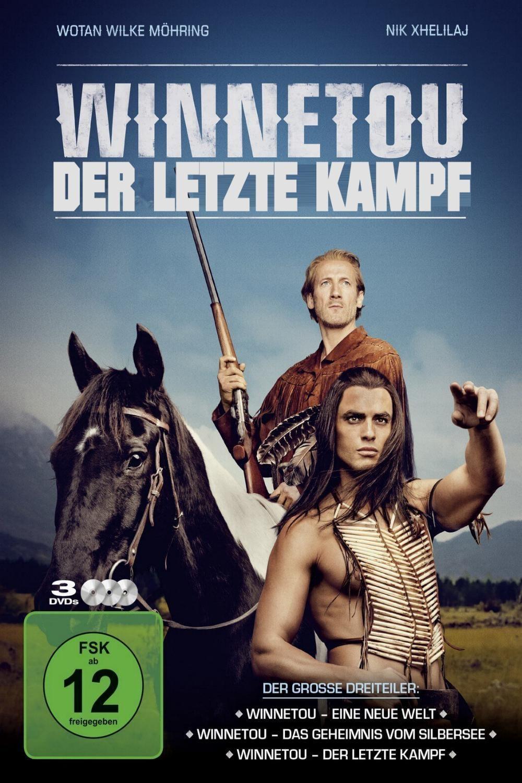 """Plakat von """"Winnetou: Der letzte Kampf"""""""