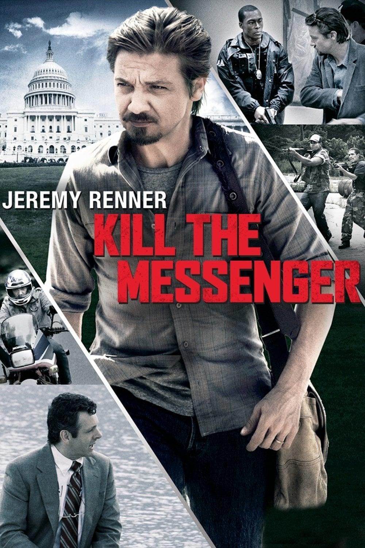 "Plakat von ""Kill the Messenger"""