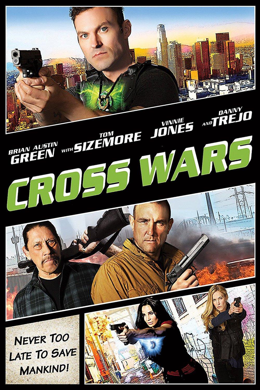 """Plakat von """"Cross Wars"""""""