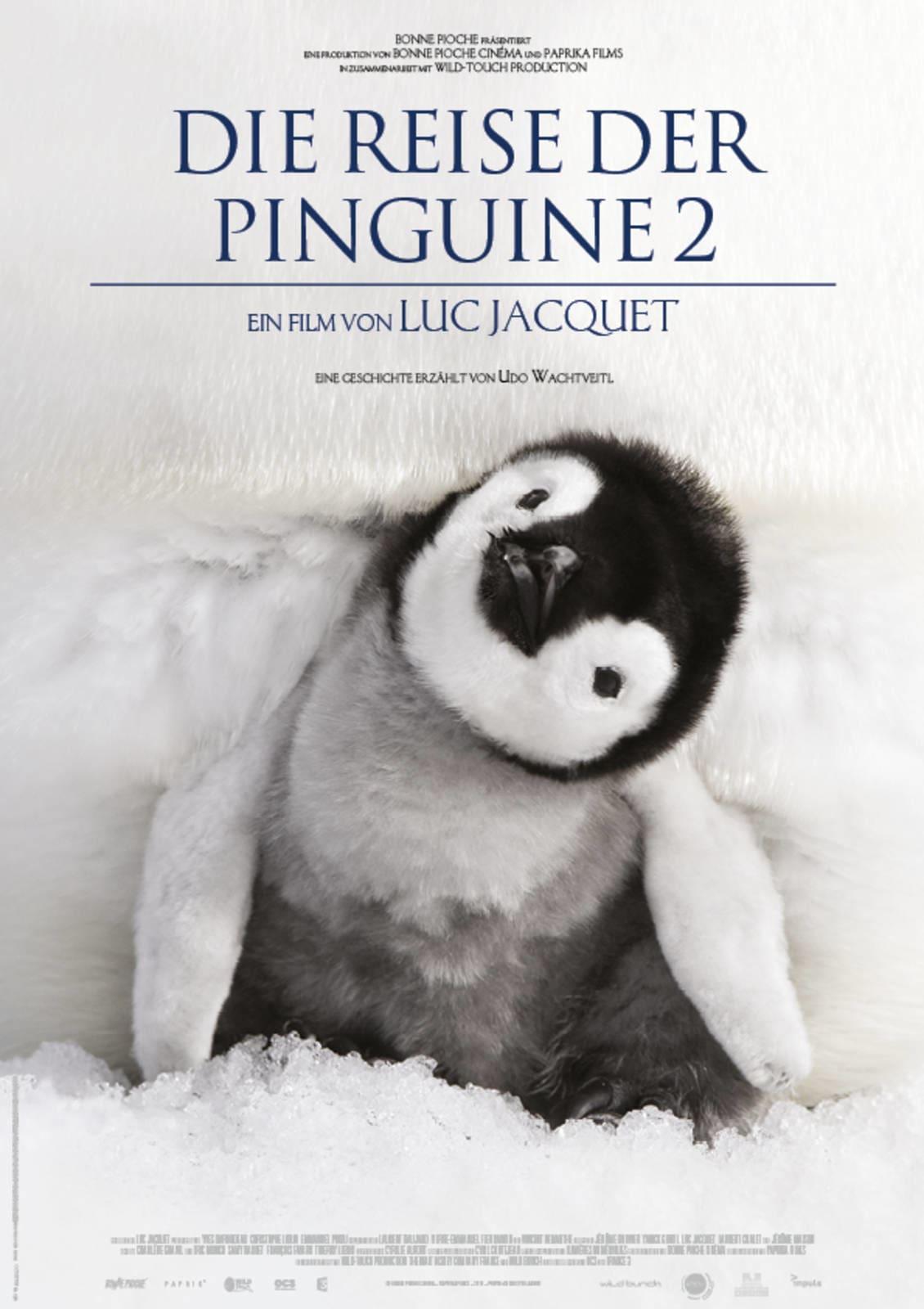 """Plakat von """"Die Reise der Pinguine 2"""""""