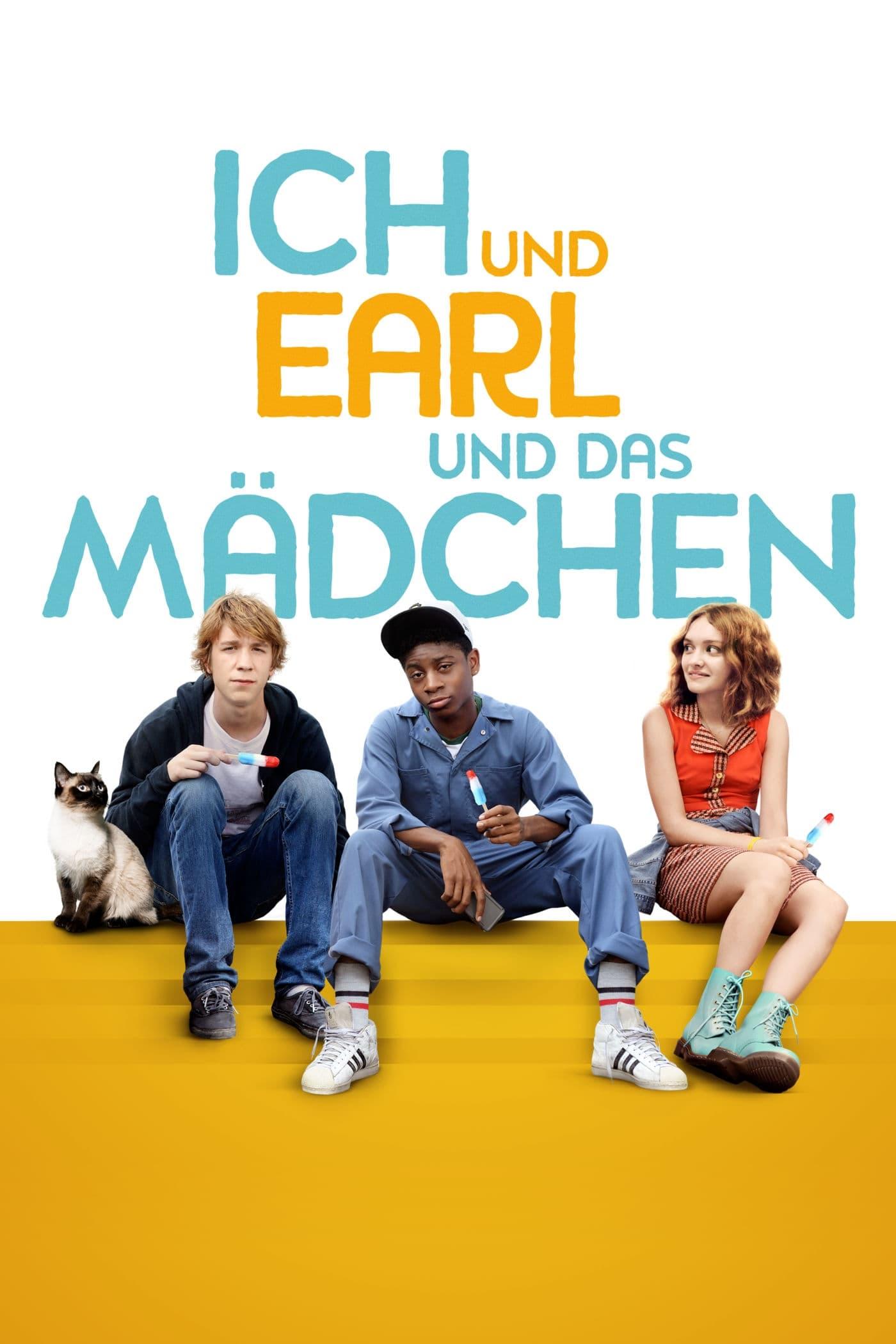 """Plakat von """"Ich und Earl und das Mädchen"""""""