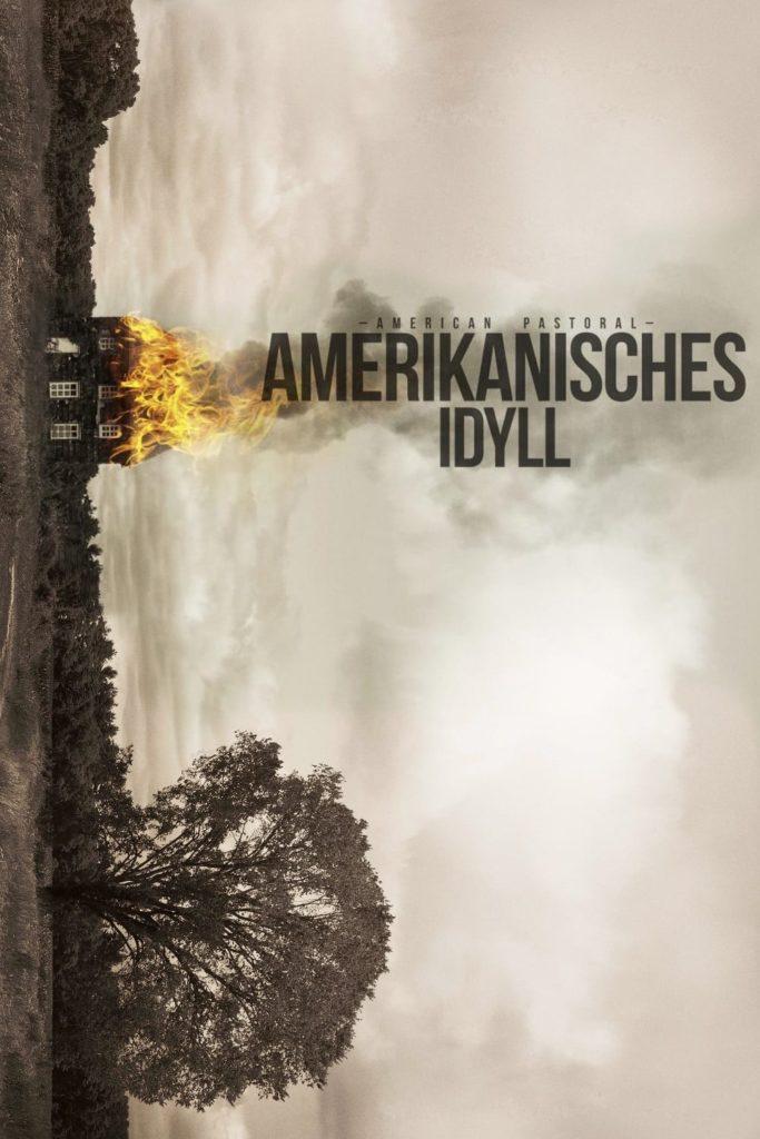 """Plakat von """"Amerikanisches Idyll"""""""