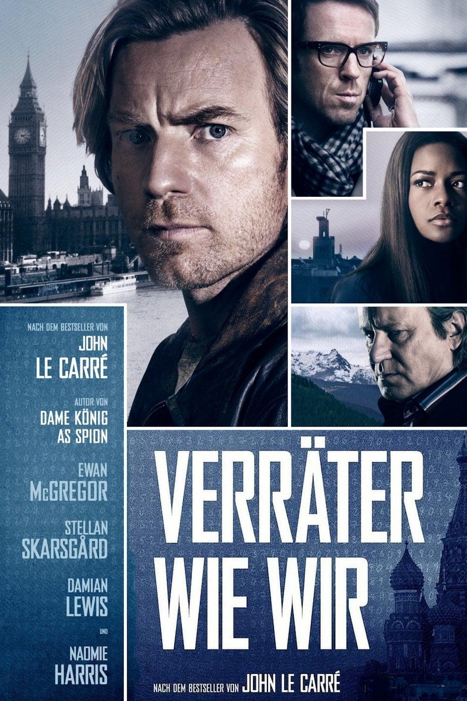 """Plakat von """"Verräter wie wir"""""""