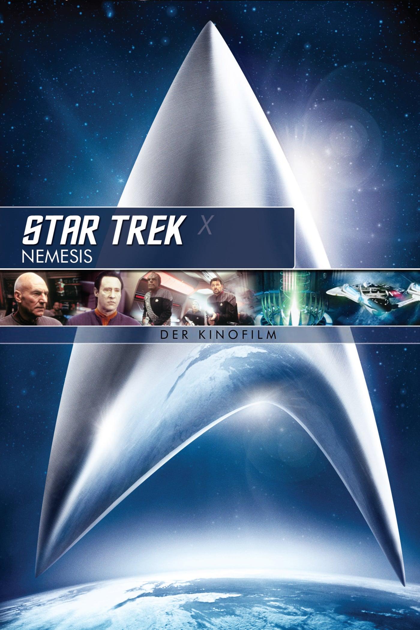 """Plakat von """"Star Trek: Nemesis"""""""