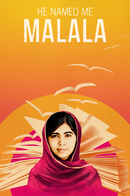 """Plakat von """"Malala - Ihr Recht auf Bildung"""""""