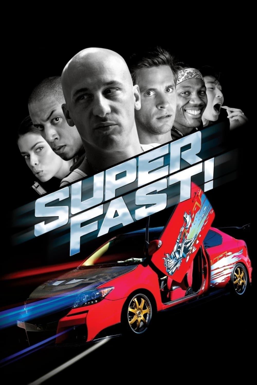 """Plakat von """"Superfast!"""""""