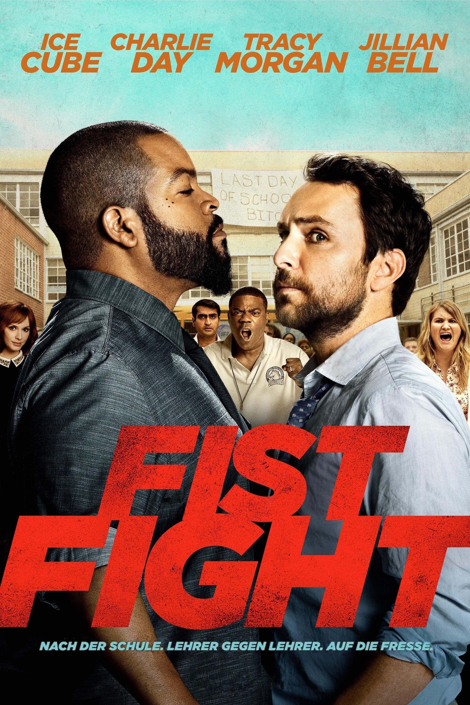 """Plakat von """"Fist Fight"""""""