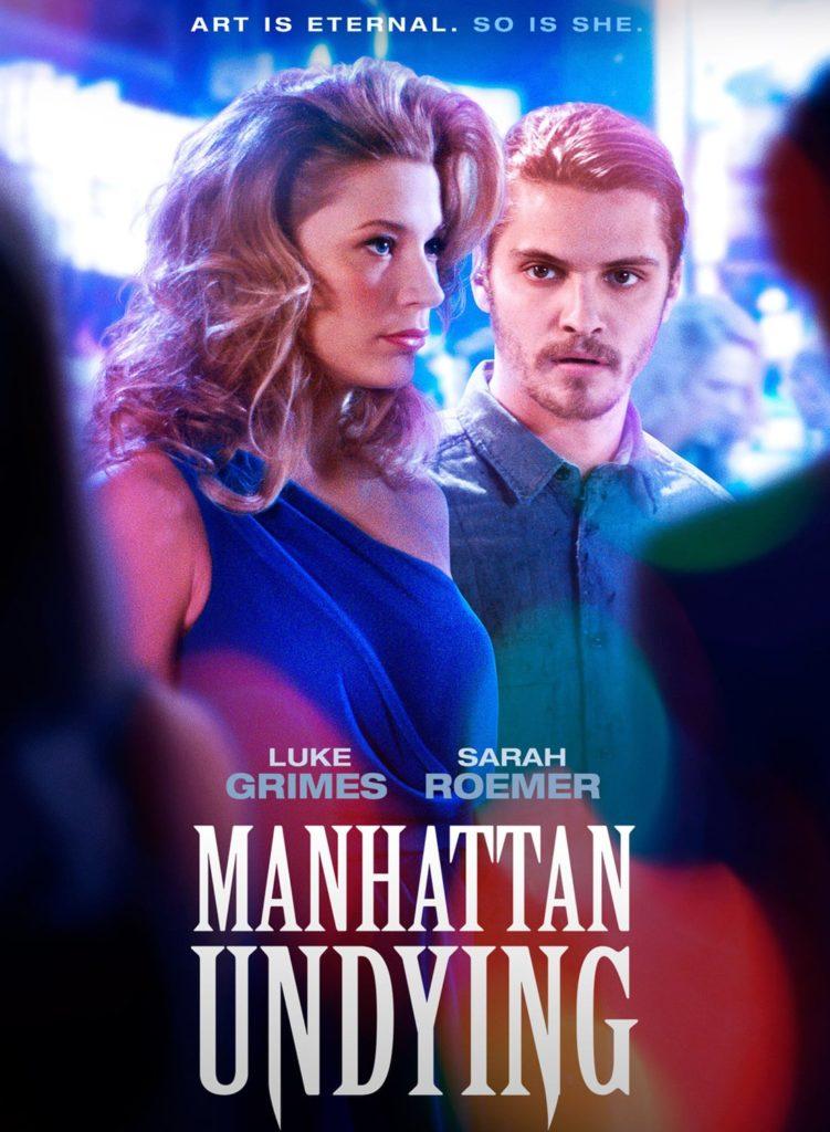 """Plakat von """"Manhattan Undying"""""""