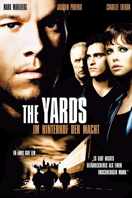 """Plakat von """"The Yards - Im Hinterhof der Macht"""""""