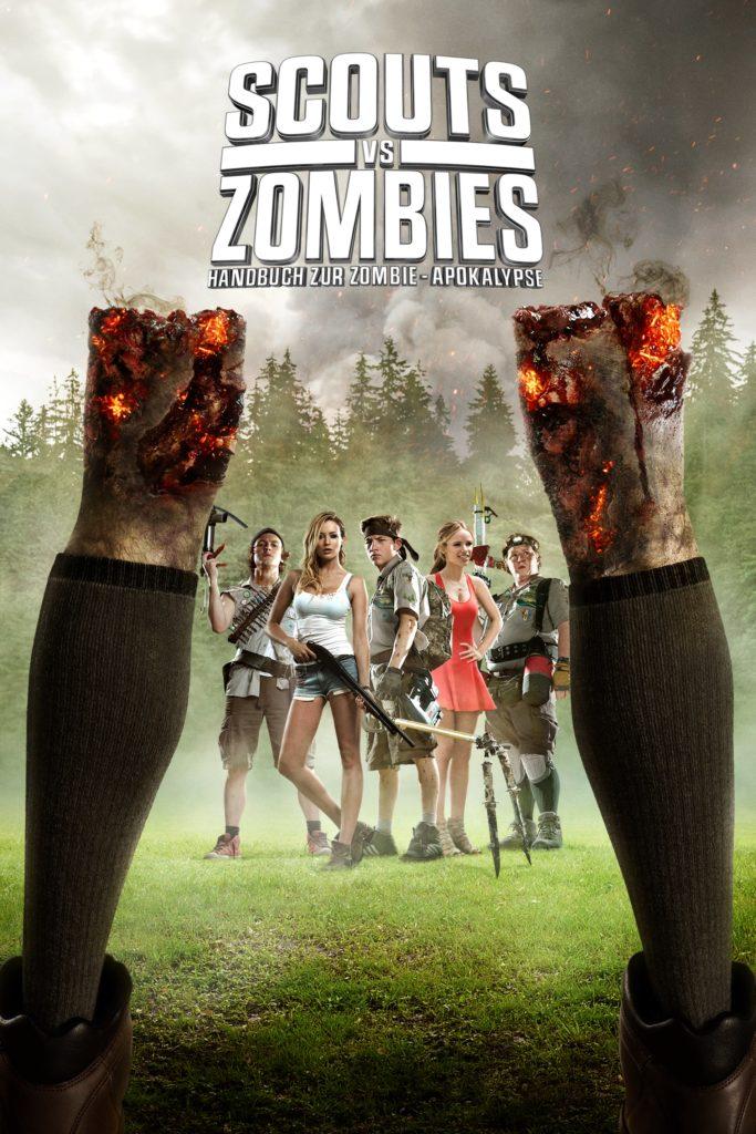 "Plakat von ""Scouts vs. Zombies - Handbuch zur Zombie-Apokalypse"""