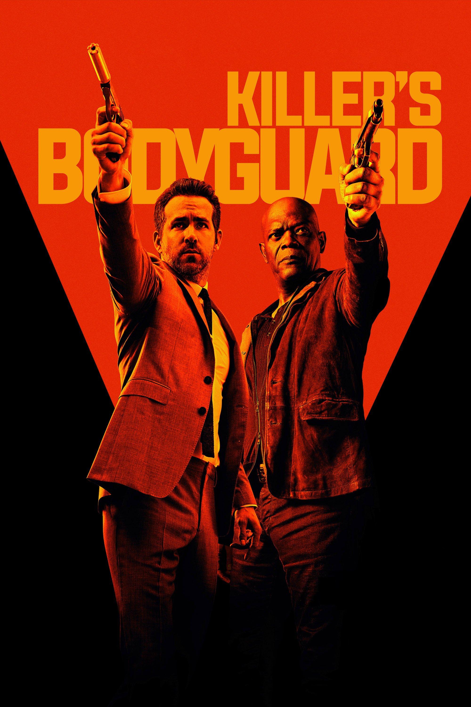 "Plakat von ""Killer's Bodyguard"""
