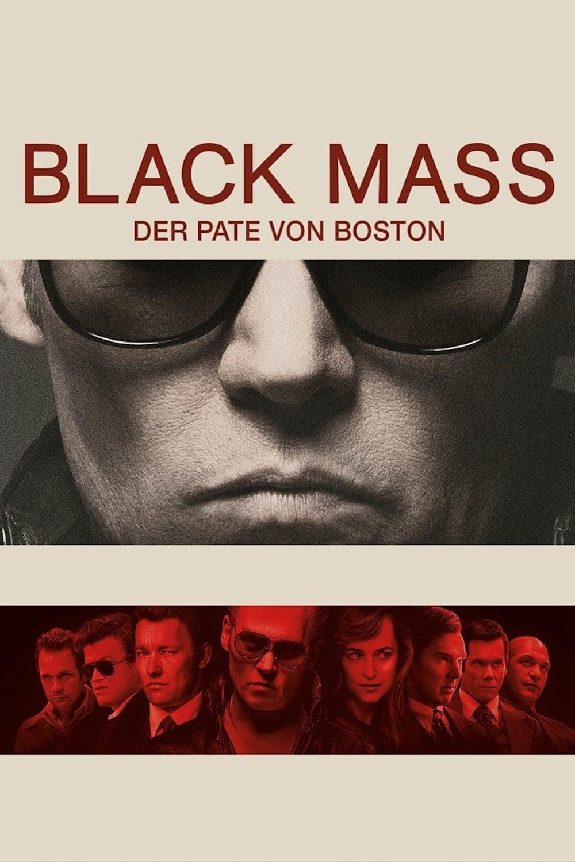 """Plakat von """"Black Mass"""""""