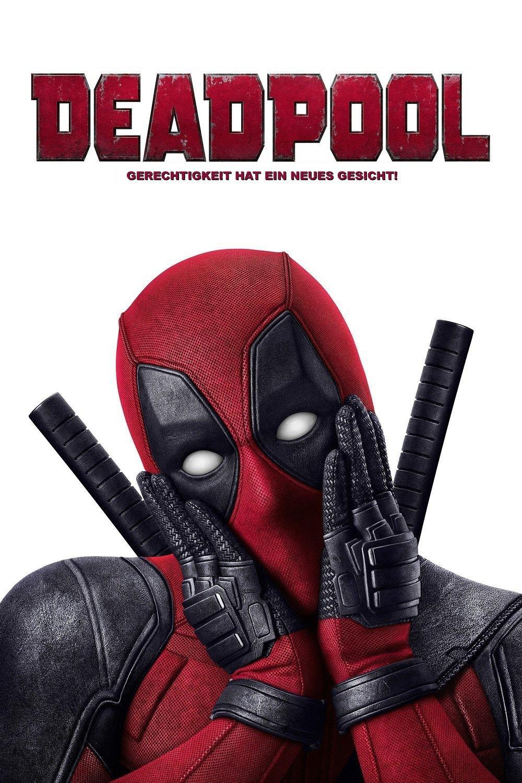 """Plakat von """"Deadpool"""""""