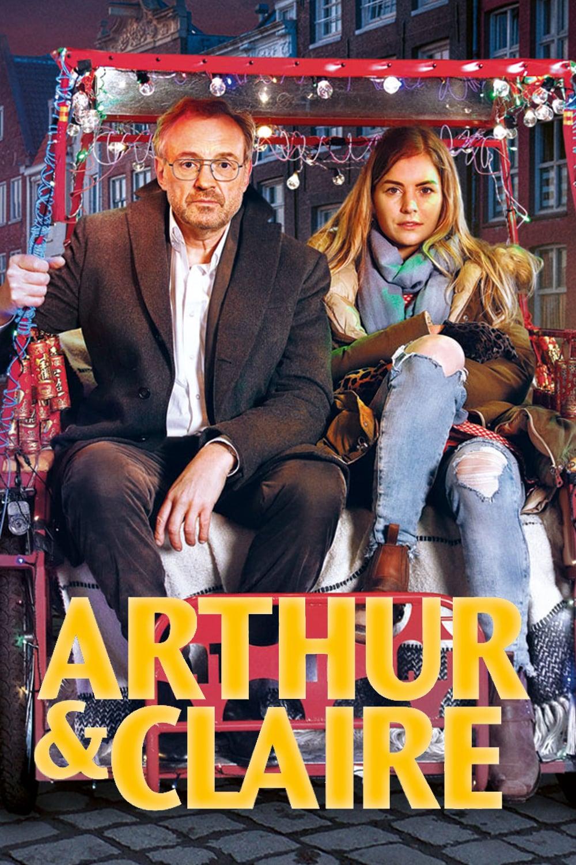 """Plakat von """"Arthur & Claire"""""""