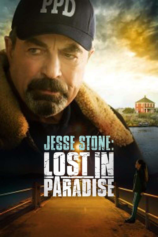 "Plakat von ""Jesse Stone: Lost in Paradise"""