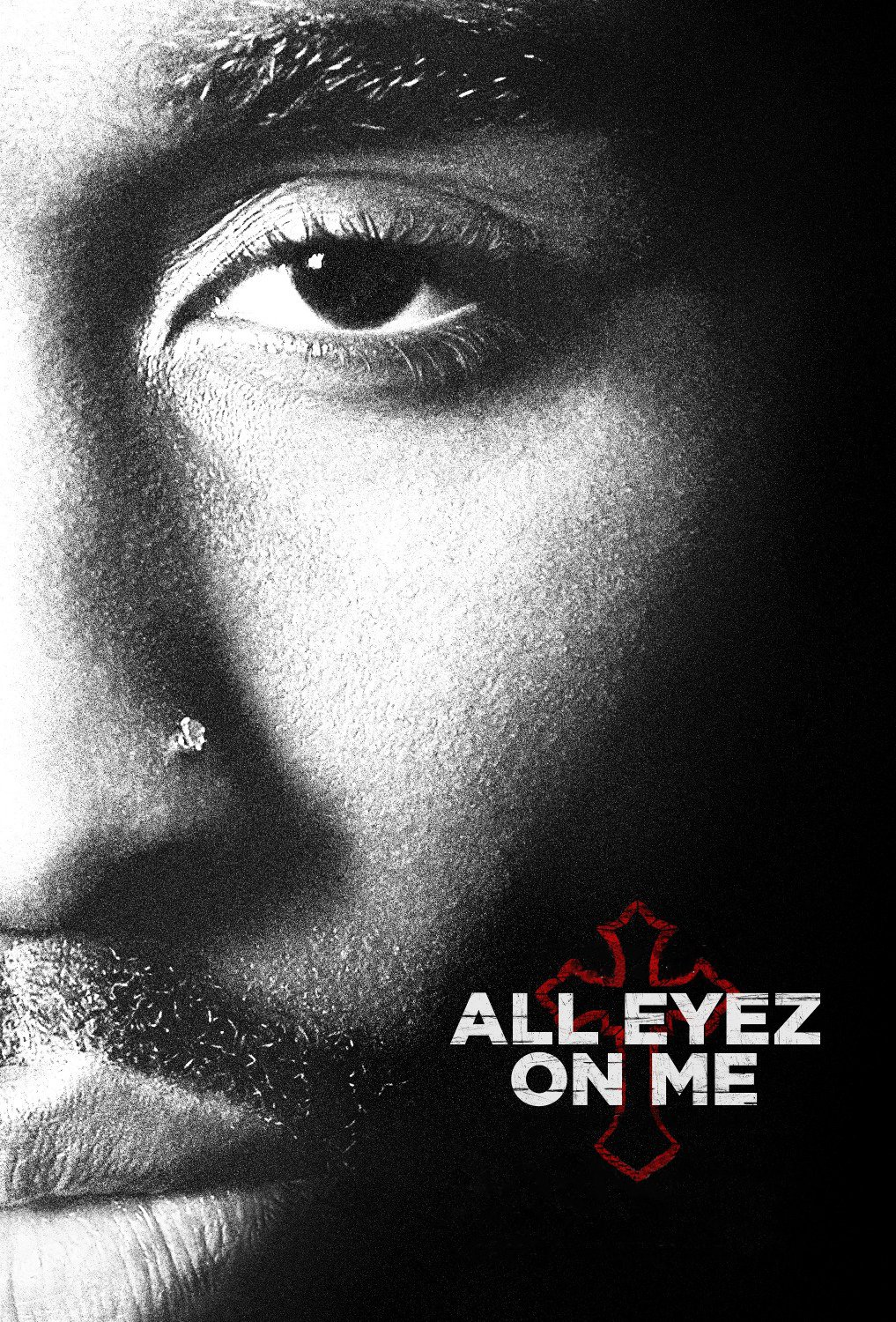 "Plakat von ""All Eyez on Me"""