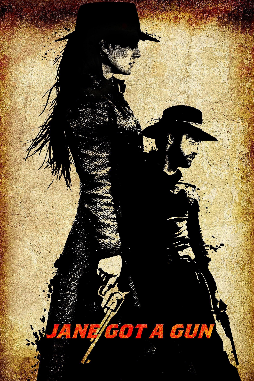 """Plakat von """"Jane Got a Gun"""""""
