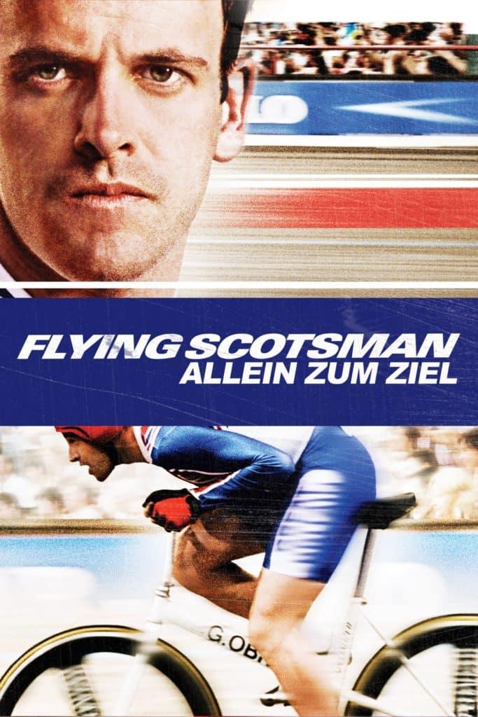 """Plakat von """"Flying Scotsman - Allein zum Ziel"""""""