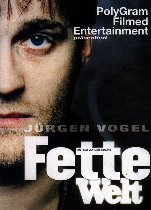 """Plakat von """"Fette Welt"""""""