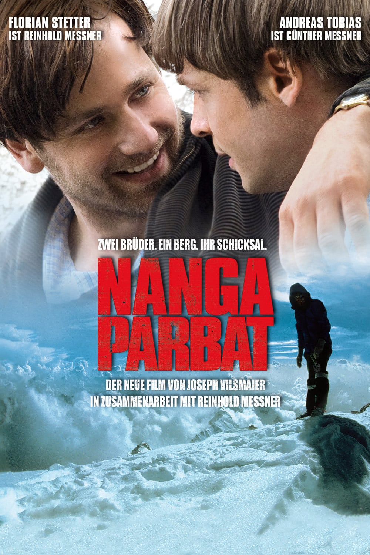 """Plakat von """"Nanga Parbat"""""""