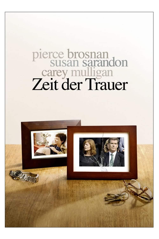 """Plakat von """"Zeit der Trauer"""""""