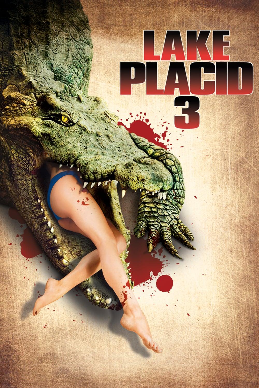 "Plakat von ""Lake Placid 3"""