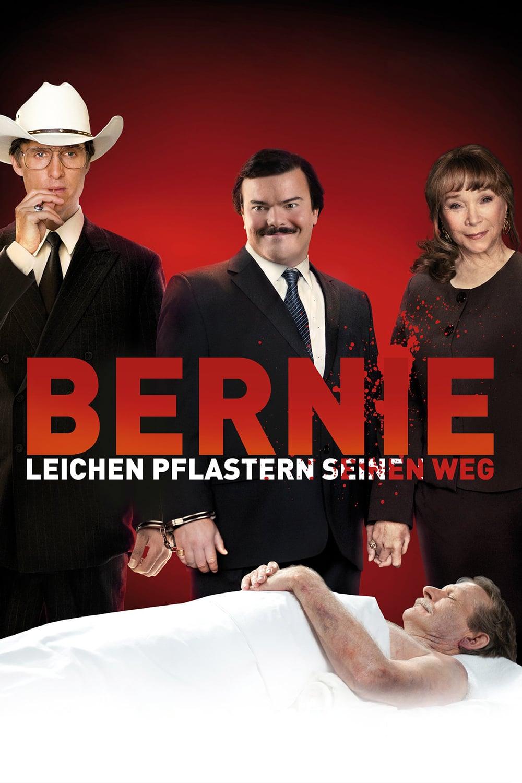 """Plakat von """"Bernie - Leichen pflastern seinen Weg"""""""