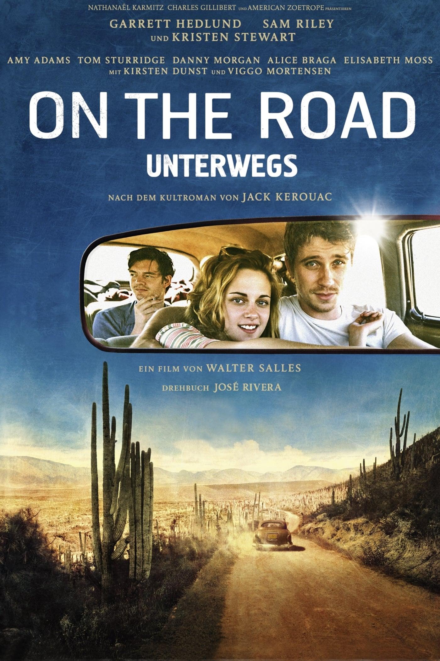 """Plakat von """"On the Road - Unterwegs"""""""