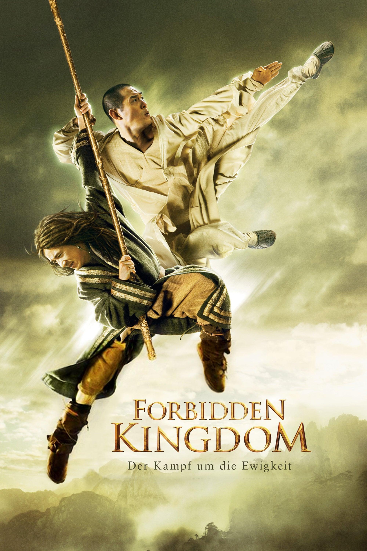 """Plakat von """"The Forbidden Kingdom"""""""