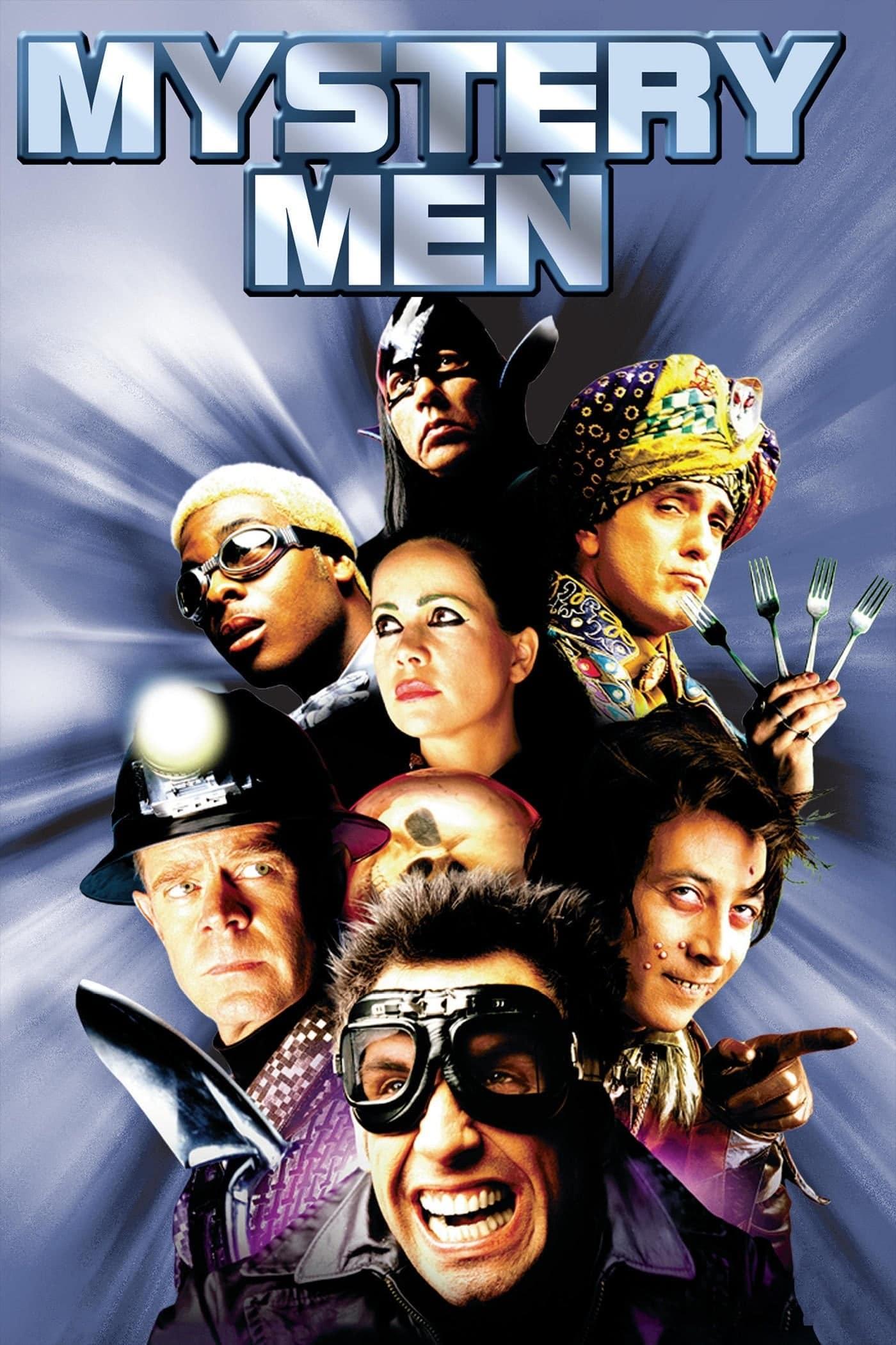 """Plakat von """"Mystery Men"""""""