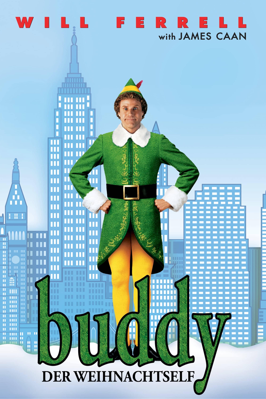 """Plakat von """"Buddy - Der Weihnachtself"""""""