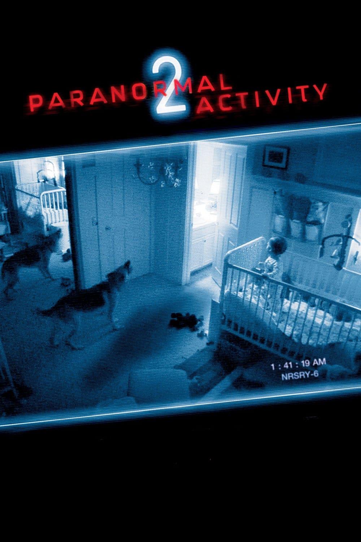 """Plakat von """"Paranormal Activity 2"""""""