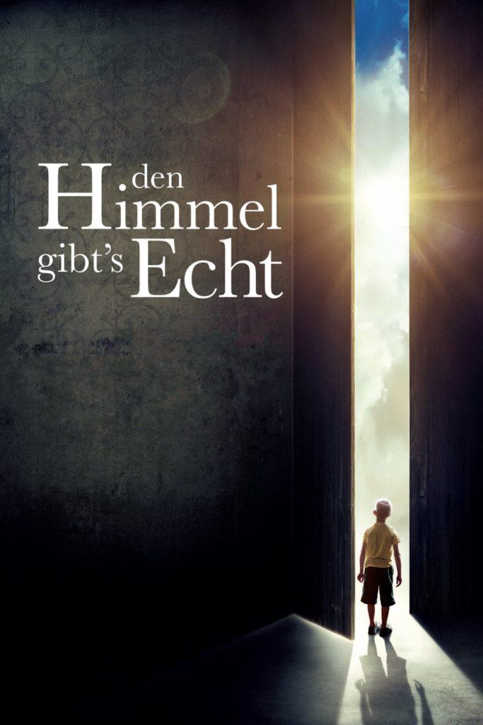 """Plakat von """"Den Himmel gibt's echt"""""""