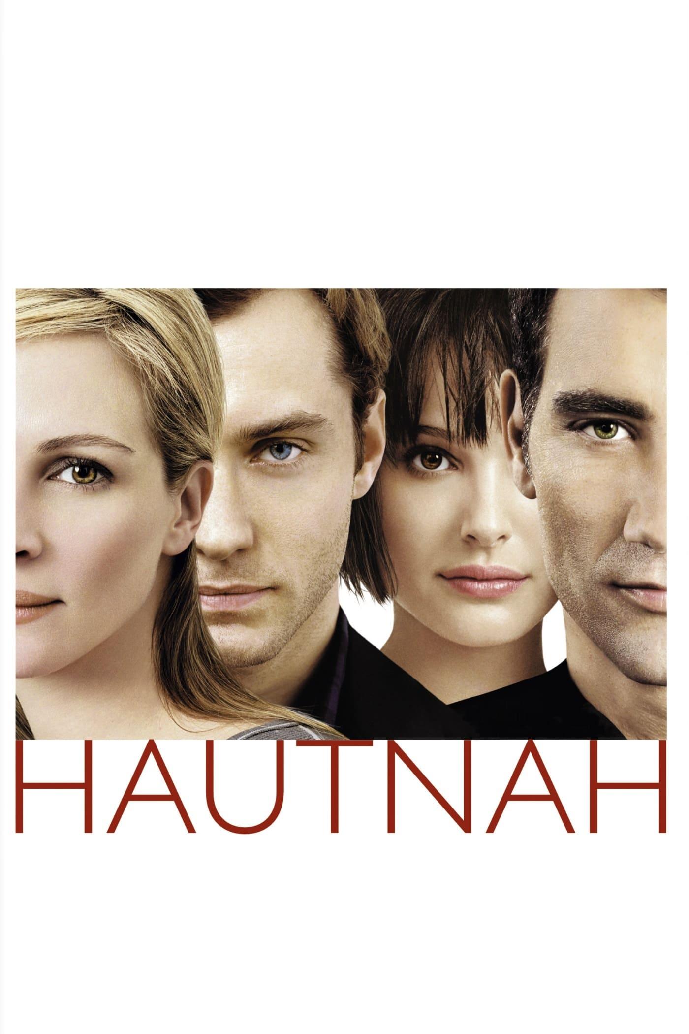 """Plakat von """"Hautnah"""""""