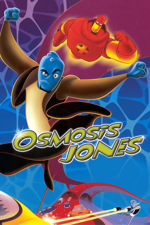 "Plakat von ""Osmosis Jones"""