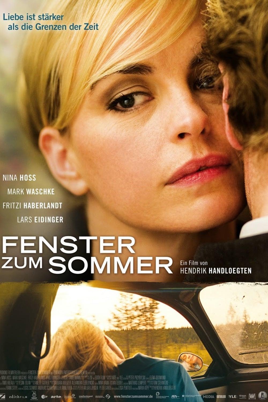 """Plakat von """"Fenster zum Sommer"""""""