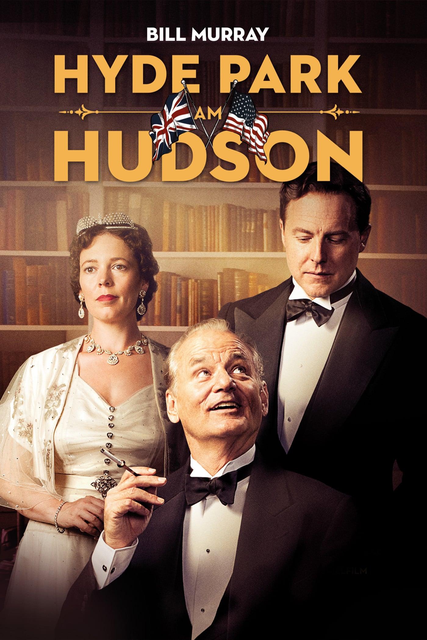 """Plakat von """"Hyde Park am Hudson"""""""