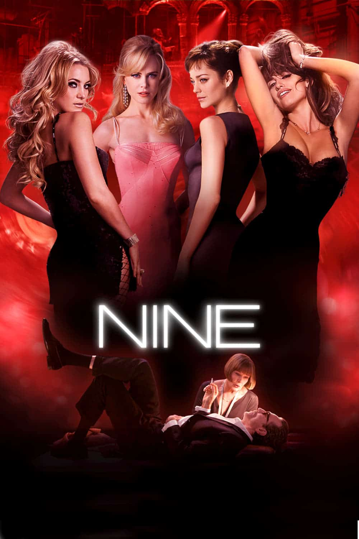 """Plakat von """"Nine"""""""