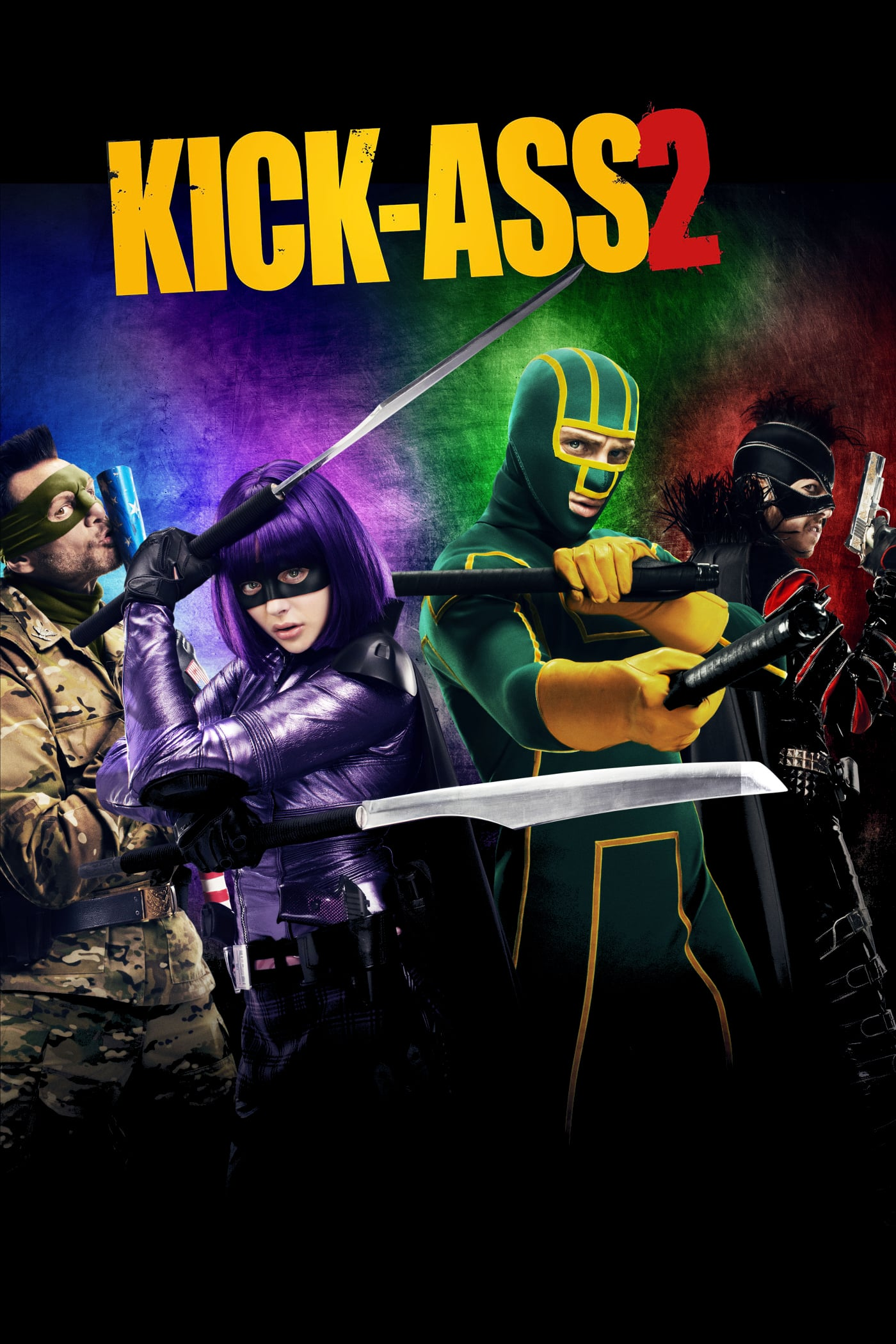 """Plakat von """"Kick-Ass 2"""""""