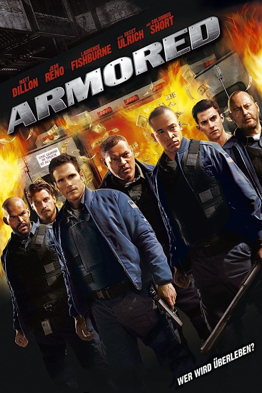 """Plakat von """"Armored"""""""