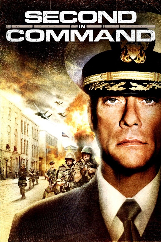 """Plakat von """"Second In Command"""""""