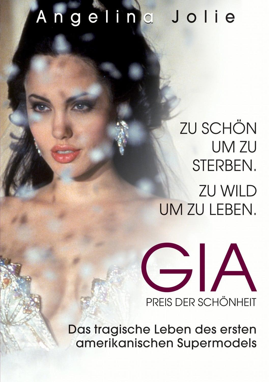 """Plakat von """"Gia - Der Preis der Schönheit"""""""